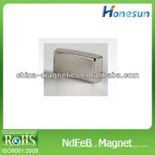 bloquear ímãs de motor de ímãs/ndfeb de neodímio N48