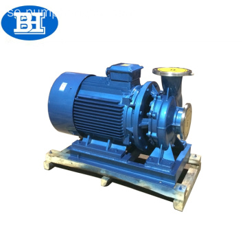 ISW Single Stage Jordbruk Saltvattencentrifugalpump