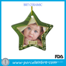 Chrimas Start Baby Photo Frame