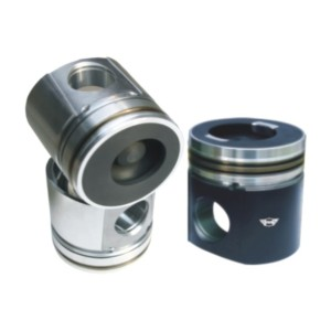 Forged Train Diesel Engine Piston