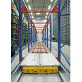 Nanjing Jracking Warehouse Storage Shuttle Rack Shelving Divider