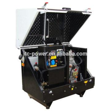 HEISSER VERKAUF DG6500SE-N 5kva Hauptgebrauch einphasiger Dieselgenerator