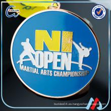 Medalla de taekwondo