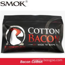high quality Cotton Bacon rda cotton