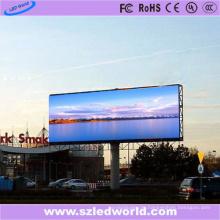 Im Freien farbenreicher 160X160 BAD LED-Anzeigen-Schirm für Videowand-Werbung (P6, P8, P10, P16)
