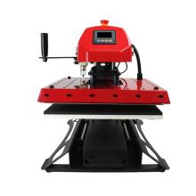 Máquina de la prensa neumática de calor para camisetas