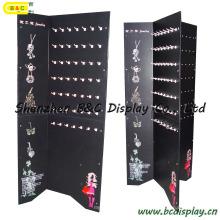Papier-Display, Display-Regal, Karton-Display, Boden-Display, Display-Ständer, Zähler-Display, Pop-Display, Paletten-Display, POS-Display (B & C-B029)