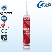 260ml Acetoxy Silicone Sealant Olv3010