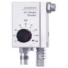 Mezclador de oxígeno de aire ventilador terapia CPAP (SC-AD3000SPB)