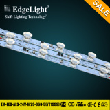 Edgelight 2016 China manufacturer wholesalehigh power aluminum led strip light