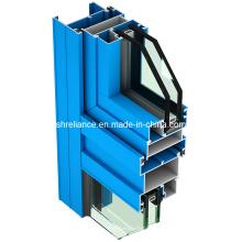 Reliance Profils d'extrusion en aluminium / aluminium pour la Pologne Fenêtre / Porte