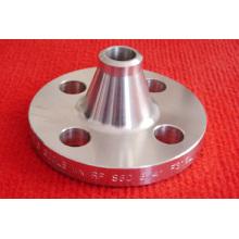 ANSI B16.5 ASTM SS 316 soudure à col à vis plat FF Flanges