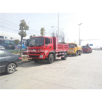 Dongfeng dump truck for bulk materials transportation