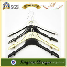 Alibaba Website Popular Metal Hook Plastic Hanger for Wedding Dress