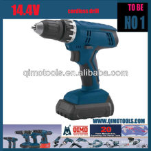 QIMO Professional Power Tools QM1008 14.4V Single/Double Speed Cordless Drill