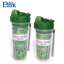 food grade pp cheap reusable water bottles