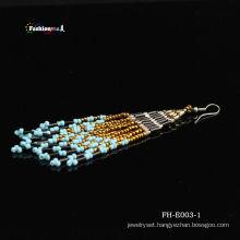 Latest Fashion Hot Handmade Free Seed Bead Eearring Designs