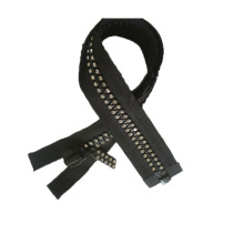 The New Fashion Diamond Zipper Dz07