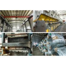 Hilo de hierro de acero galvanizado 1.5mm