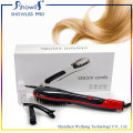 Mch Heater Digital Electric Hair  Comb  Straightener