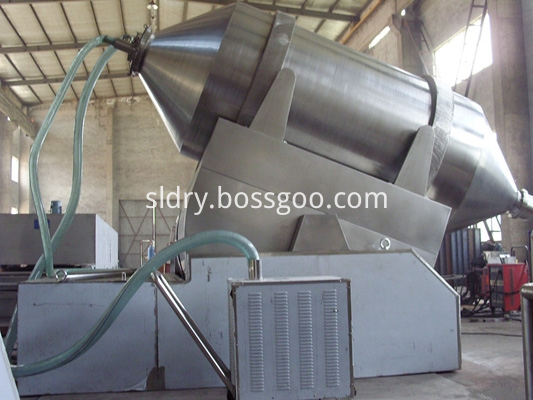 Mixing Plant Drying Equipment