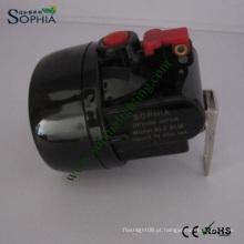 Lâmpada popular da cabeça da mineração do diodo emissor de luz do CREE 3W