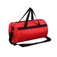 Large Outdoor Ripstop Travelling Bag For Men Weekend Bag With Shoes Compartment Sports Duffle Bag With Custom Print