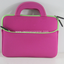 Factory directly for Neoprene Laptop Sleeves 15.6 inch laptop sleeve bag with handle export to Indonesia Manufacturers