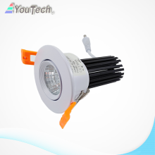 warm white 5w embed led downlight