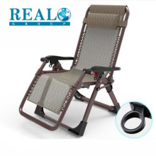 Atacado clássico gravidade gravidade cadeira dobrável cadeira de salão militar para venda