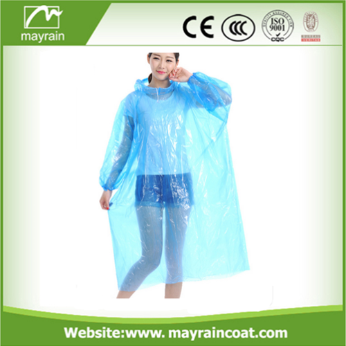 Adult Disposable Poncho