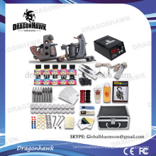 2 Tattoo Guns Kits de tatouage professionnels Deux machines de tatouage TB-30
