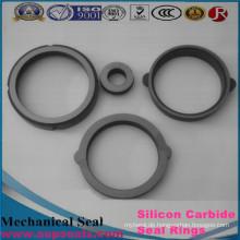 Siliziumcarbid-Dichtungsring, Wasserdichtungen, Gleitringdichtungen, Siliziumkarbid-Dichtungsring