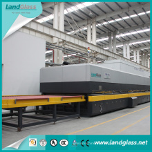 Línea de producción de vidrio templado Landglass para vidrio templado