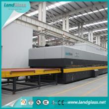 Linha de produção de vidro temperado Landglass para vidro temperado