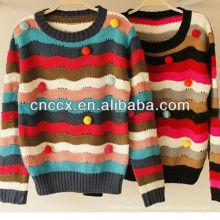 13STC5349 top des ventes de produits pull tricoté de noël