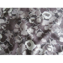 Printed Polyester Spandex Chiffon Fabric for Garment (XSFS-002)