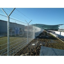 New trend twin wire fencing
