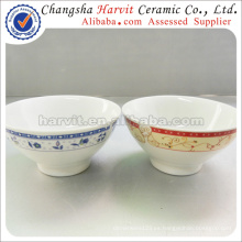 Chinese Porcelain Antigüedades Cuencos / Japanese Soup Bowl / barato de cerámica Rice Bowls