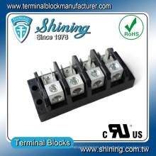 TGP-050-04A 50A 4 Pole Power Supply Spade Terminal Connector