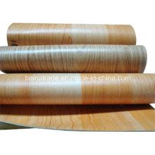 Tuile de plancher de PVC avec des Rolls