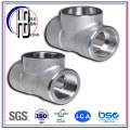 ASTM Butt geschweißte Fitting Stahl T-Stück Bw Equal Reducing