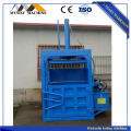 Used clothing hydraulic cotton baling press machine for sale with CE approved