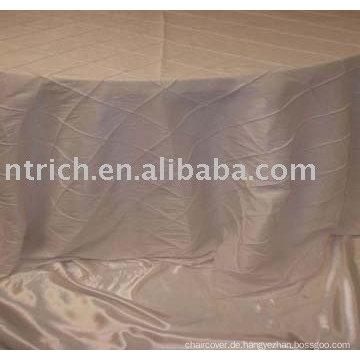 100 % Polyester Stoff-Tischwäsche, Hotel Tischdecke
