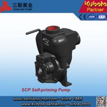 Pompe centrifuge auto-amorçante à eau de type SCP