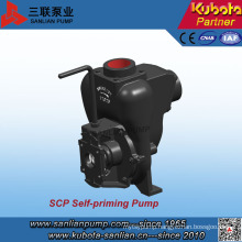 SCP Type Irrigation Horizontal Self-Priming Pump