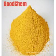 Poudre d'acide folique de matières premières