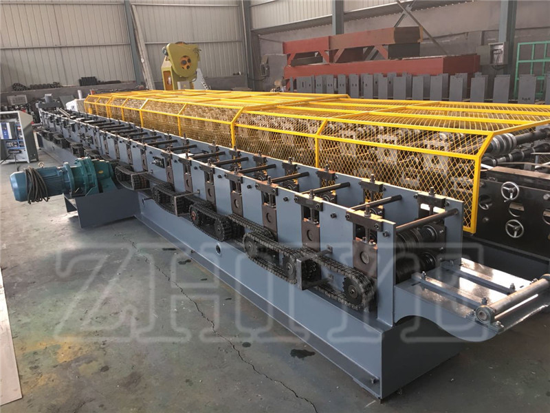 Supermarket Storage Rack Forming Machine