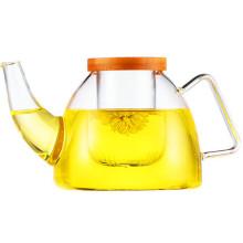 Big Capacity Glass Water Juicer Tea Pot Juice Pot with Filter