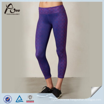 Shiny Sexy Custom Colorful High Quality Wearing Yoga Pants